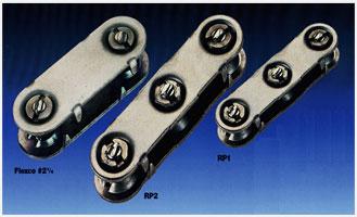 механические соединения Флекско для ремонта порывов лент конвейера. Flexco Bolt Solid Plate